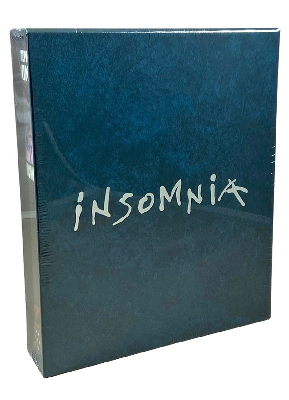 "Stephen King ""Insomnia"" Limited Gift Edition, Slipcased Edition [Sealed]"