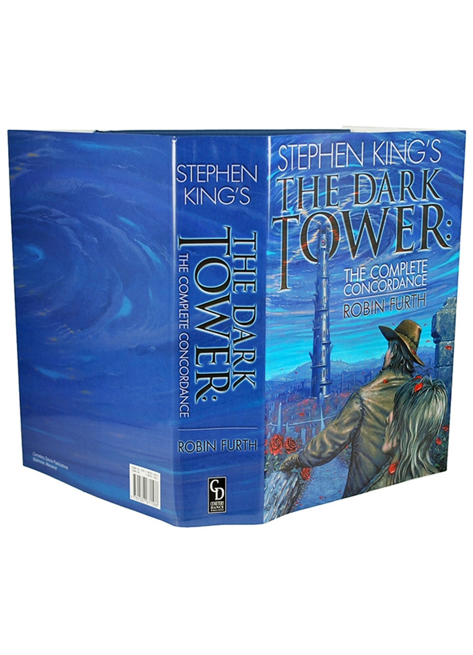 """Robin Furth """"Stephen King's The Dark Tower: The Complete Concordance"""" Signed Limited Edition"""