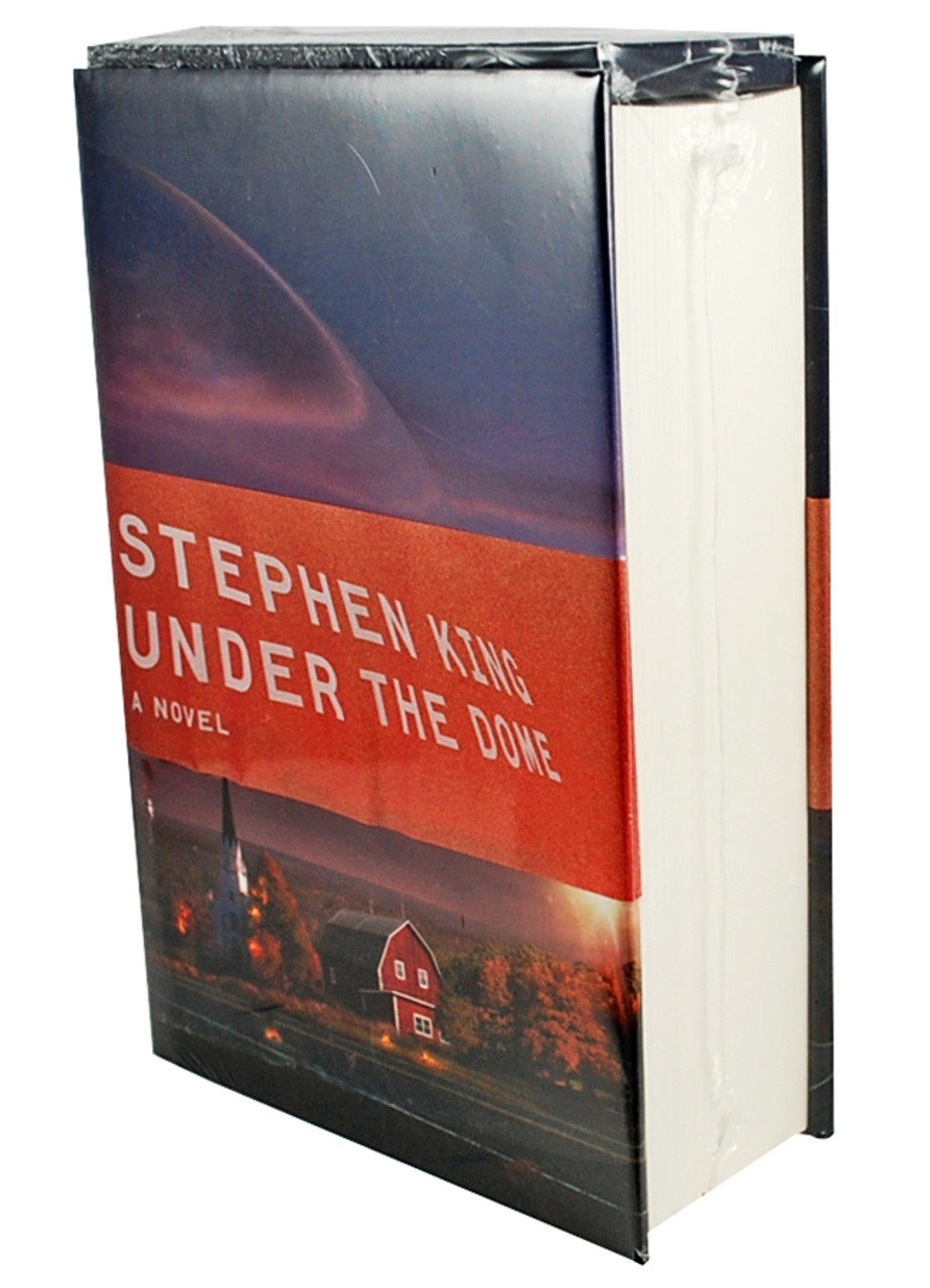 """Stephen King, """"Under the Dome"""" Limited Edition, Slipcased [Sealed]"""