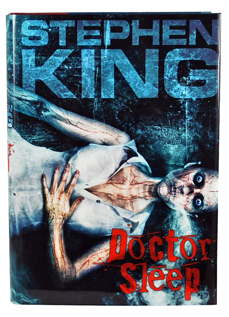 """Stephen King """"Doctor Sleep"""" Signed Lettered Edition """"RR"""" of only 52 w/Traycase [As New]"""
