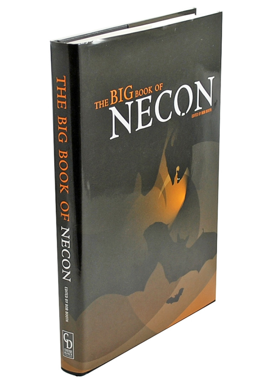 """Stephen King, """"The Big Book of NECON"""" Signed Lettered Edition #F"""