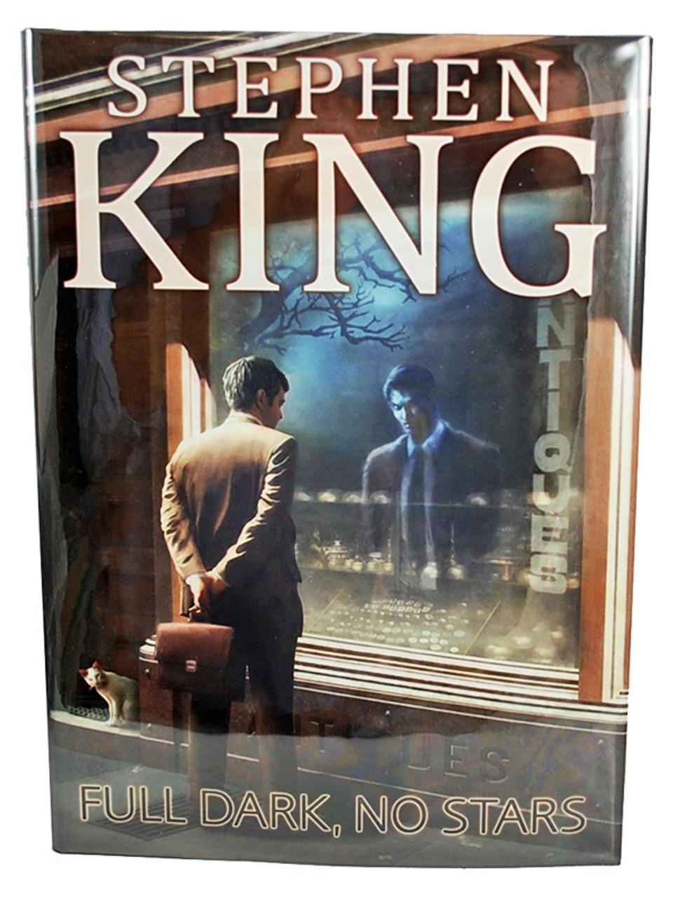 "Stephen King, ""Full Dark, No Stars"" Limited First Edition, [Fine/Fine w/ Very Fine Slipcase]"