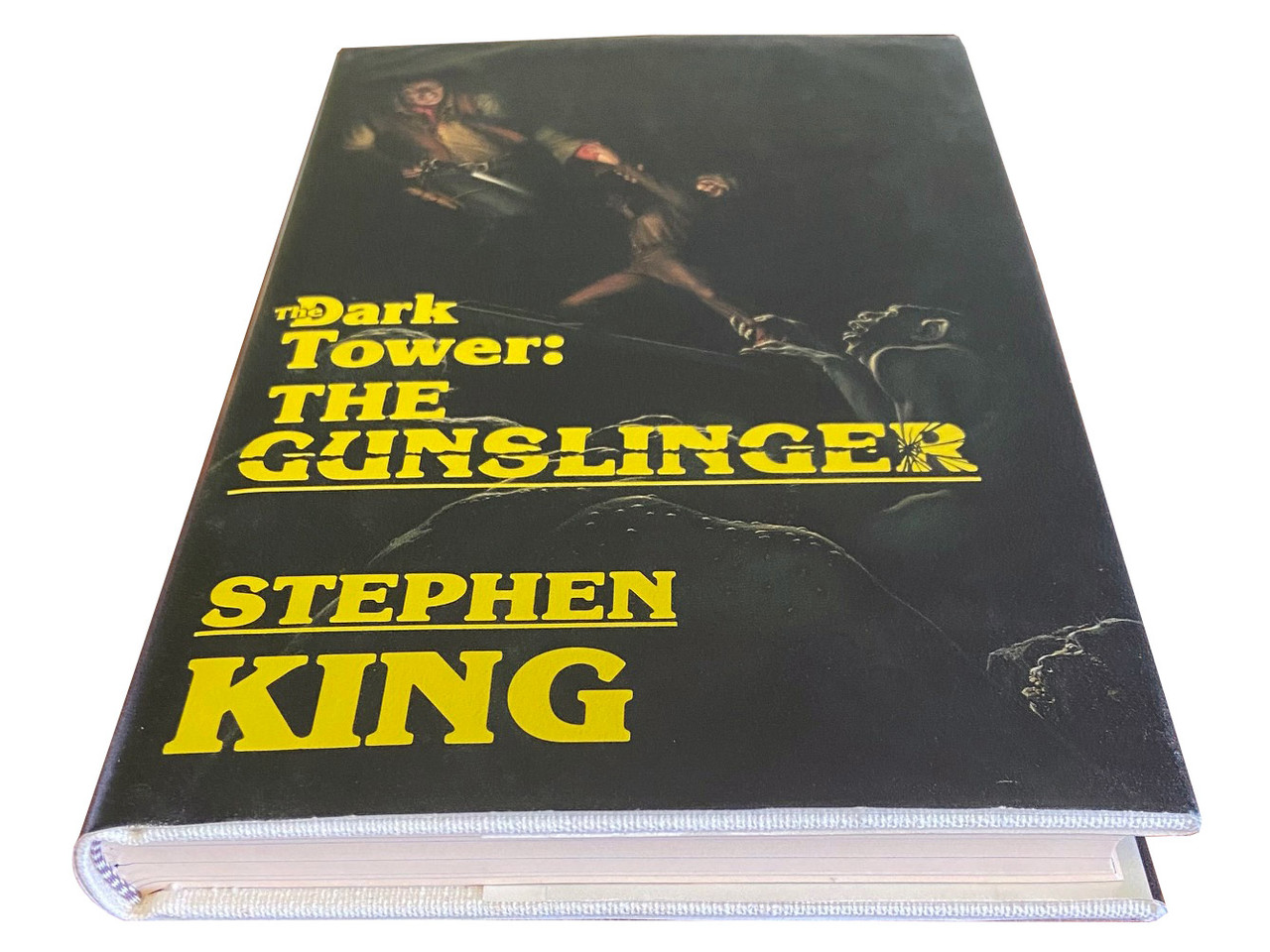 """Stephen King """"The Dark Tower: The Gunslinger"""" Signed Limited First Edition No. 261 of 500, Slipcased [F/NF+]"""