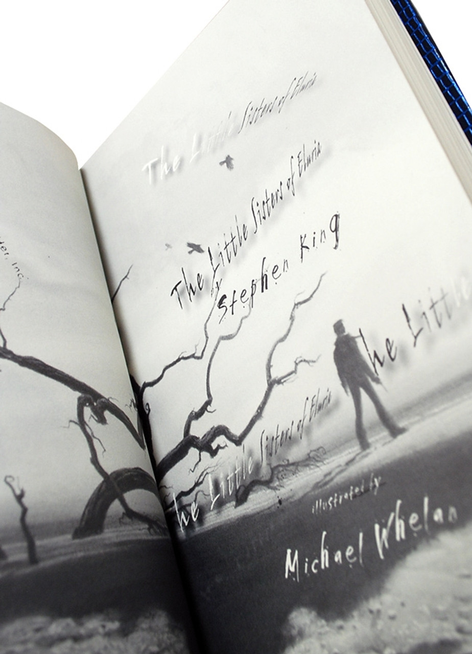 """Donald M. Grant Publishers, Stephen King """"The Little Sisters of Eluria"""" Signed Limited Artist Edition, Low No. 238"""