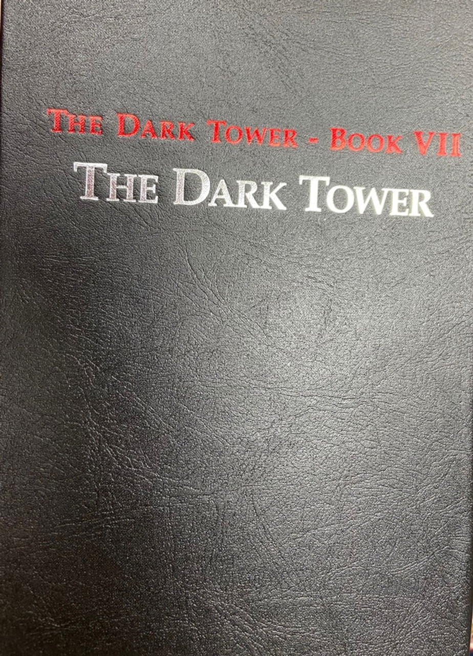 """Stephen King """"The Dark Tower VII: The Dark Tower"""" Signed First Edition, Slipcased COA"""