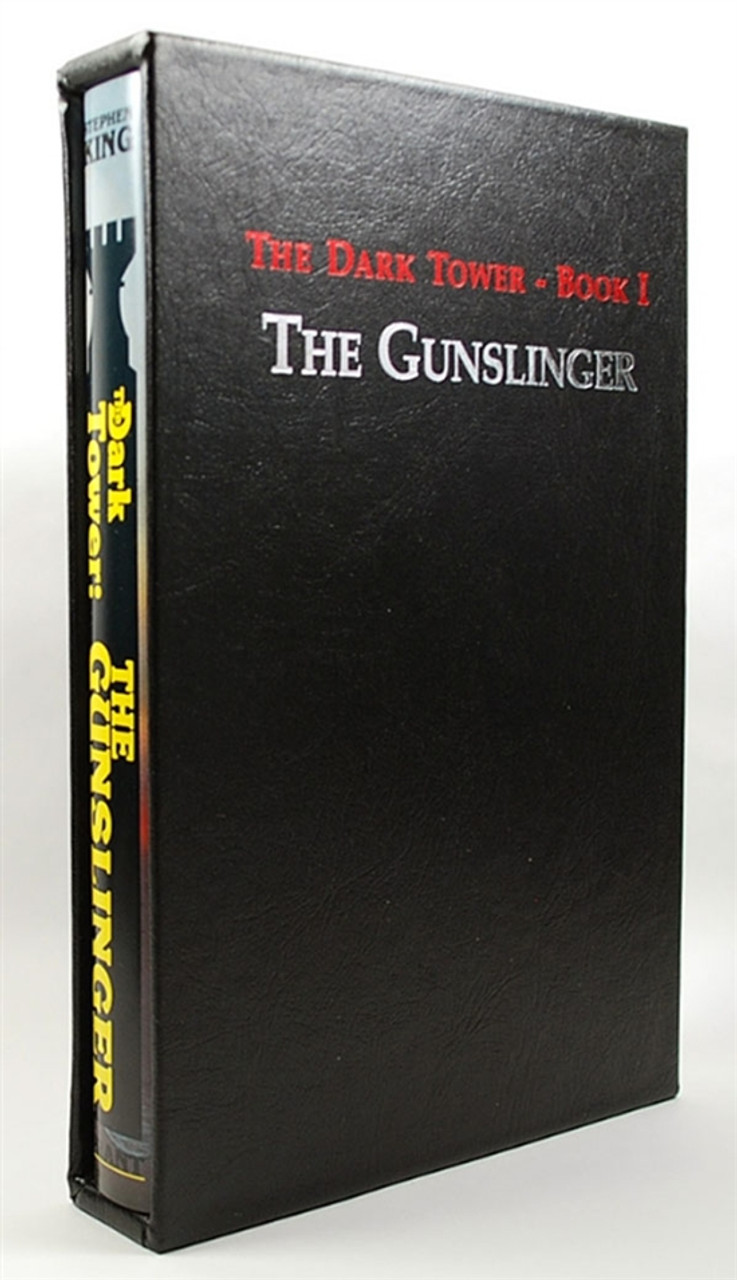 """Stephen King """"The Dark Tower"""" Donald M. Grant, First Edition, First Printing, Complete 8 Volume Set w/Slipcases"""