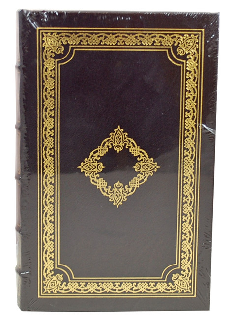"""Easton Press """"The American Family"""" Dan Quayle and Diane Medved, Signed First Edition w/COA [Sealed]"""