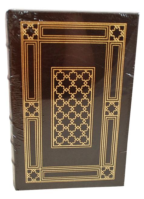 "Easton Press ""The Special Prisoner"" Jim Lehrer, Signed First Edition w/COA [Sealed]"