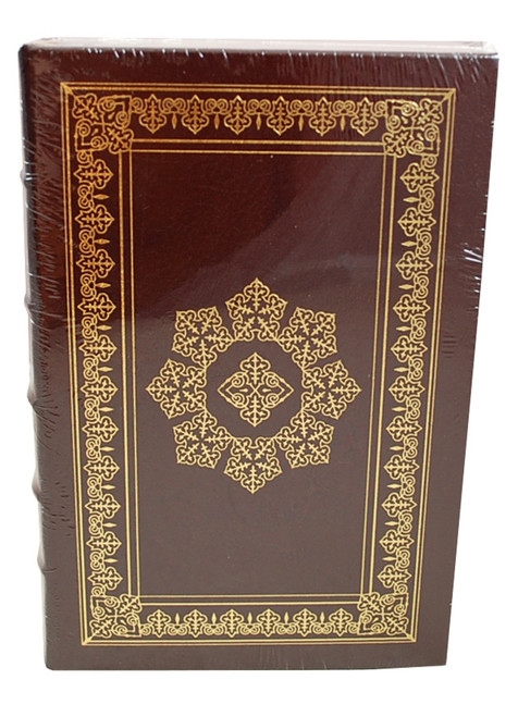 "Easton Press ""The American Dream"" Dan Rather Signed First Edition w/COA [Sealed]"
