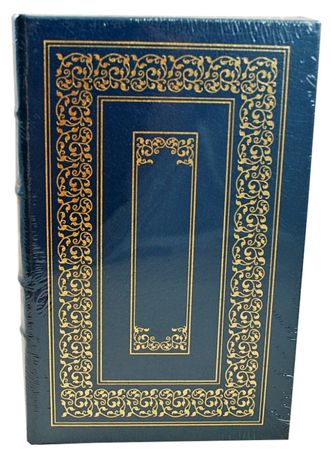 "Easton Press ""Lost Man's River"" Peter Matthiessen Signed First Edition w/COA [Sealed]"