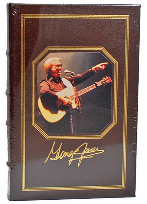 "Easton Press, George Jones ""I Lived to Tell It All"" Signed First Edition w/COA [Sealed]"