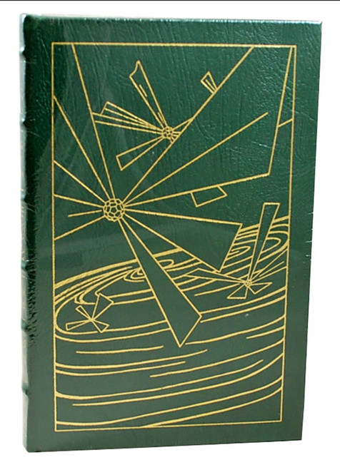 "Easton Press, Gregory Benford ""Sailing Bright Eternity"" Signed First Edition w/COA [Sealed]"