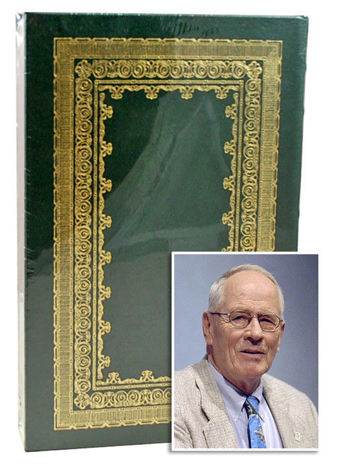 "Easton Press, Stephen E. Ambrose ""Citizen Soldiers"" Signed First Edition, Leather Bound Collector's Edition of only 1,000  [Sealed]"