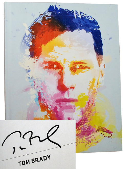 "Tom Brady ""The TB12 Method"" Signed Limited Deluxe Edition,  Slipcased  [Sealed]"