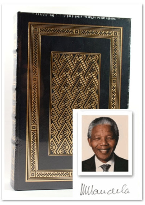 Easton Press, Mandela's Long Walk to Freedom Signed Limited Edition