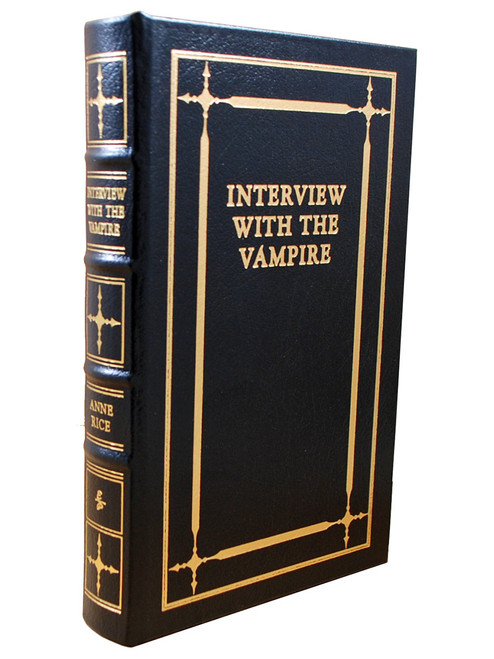 "Anne Rice ""Interview With The Vampire"" Signed Limited Edition w/COA [Very Fine]"