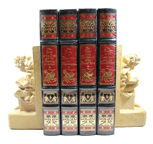 VeryFineBooks - Easton Press Legends King Arthur Leather Bound