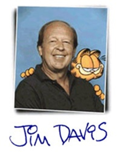 """Easton Press """"Garfield at 25: In Dog Years I'd Be Dead"""" Jim Davis, Signed Limited Edition,  Sealed"""