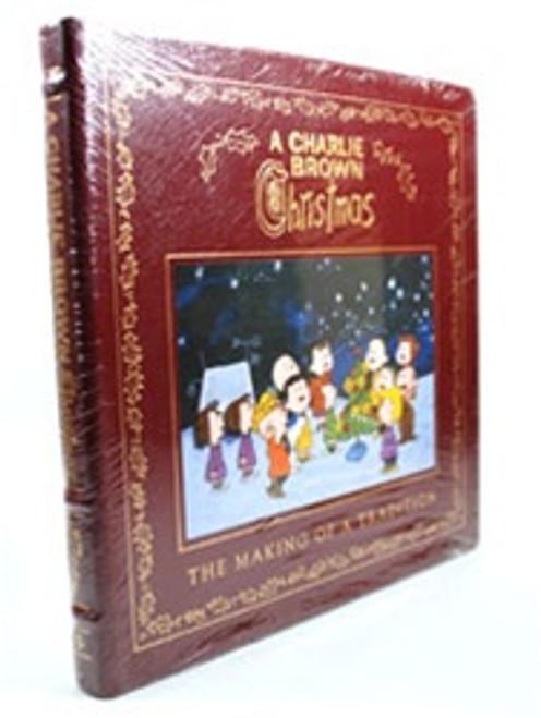 Easton Press Charlie Brown Christmas Leather Bound