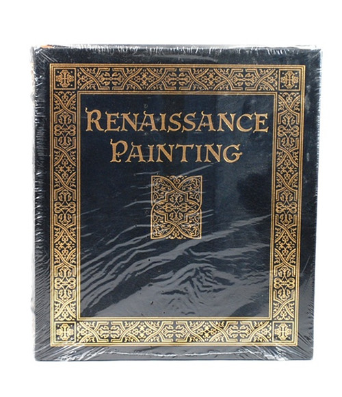 "Easton Press ""Renaissance Painting"" Leather Bound (Sealed)"