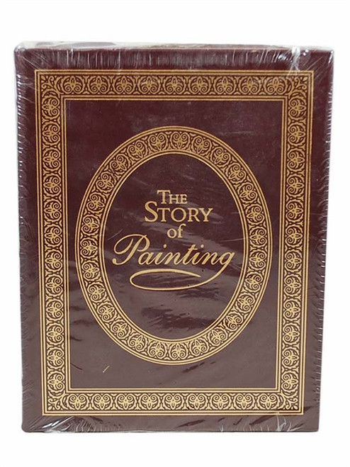 "Easton Press ""The Story of Painting"" Sister Wendy Beckett"