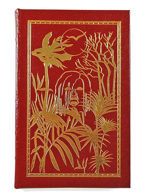 """Easton Press, H.G. Wells """"The Island of Dr. Moreau"""" Leather Bound Collector's Edition"""
