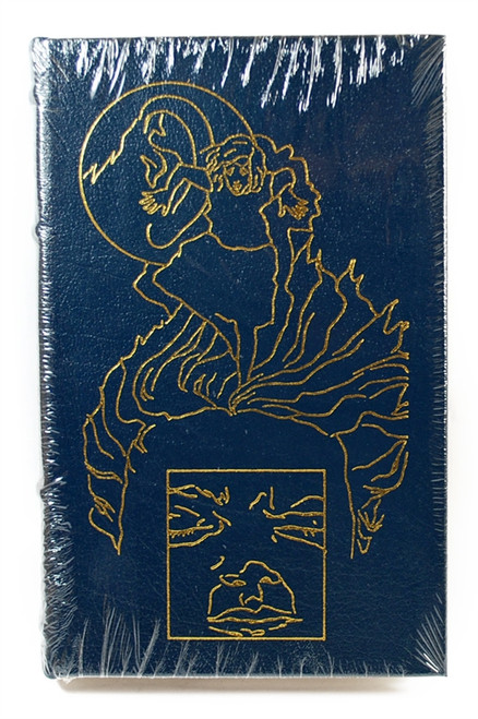 "Easton Press, Robert Silverberg ""Dying Inside""  Signed Limited Edition, Leather Bound Collector's Edition w/COA"