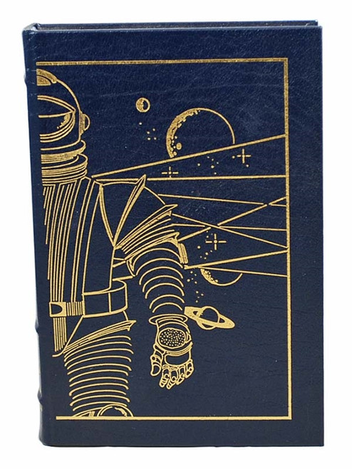 "Easton Press, Joe Haldeman ""The Forever War""  Leather Bound Collector's Edition"