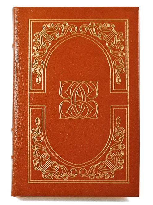 "Easton Press, Enrico Jr. Ybarra  ""Caruso: the Man of Naples & the Voice of Gold"" Leather Bound Collector's Edition"