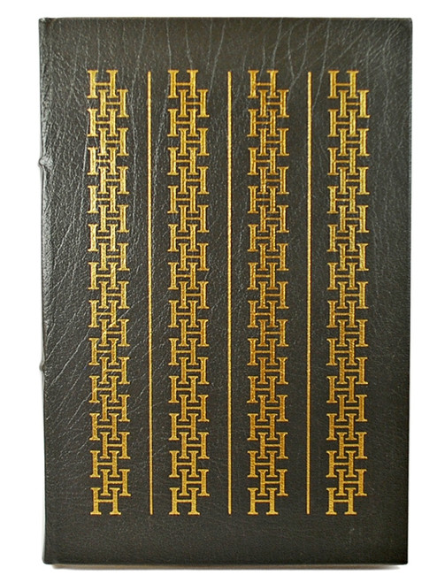 """William Shakespeare """"Hamlet"""" Leather Bound Collector's Edition"""