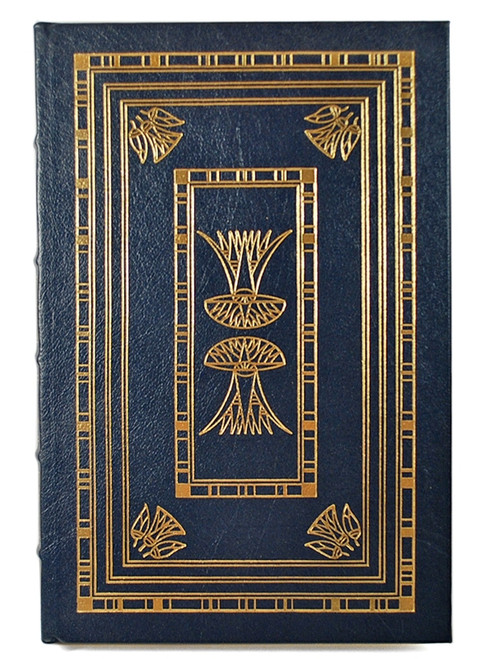 """Daniel Joseph Boorstin """"Cleopatra's Nose"""" Signed Limited Edition, Leather Bound Collector's Edition"""