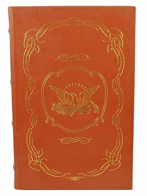 "Easton Press, Bernard DeVoto ""The Year Of Decision: 1846"" Leather Bound Collector's Edition [Very Fine]"