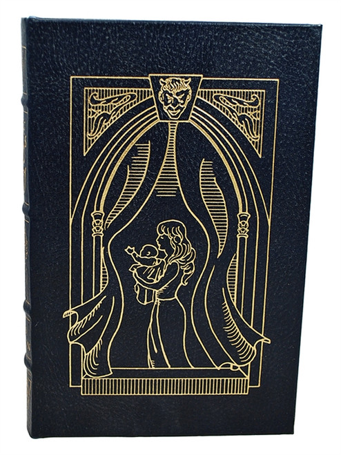 "Easton Press ""Rosemary's Baby"" Ira Levin, luxurious leather bound collectors edition [Very Fine]"