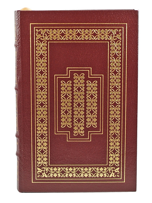 """Easton Press, Reynold M. Wik """"Henry Ford and Grass-roots America"""" Leather Bound Collector's Edition"""