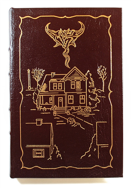 "John Crowley ""Daemonomania"" Leather Bound Signed First Edition w/COA"