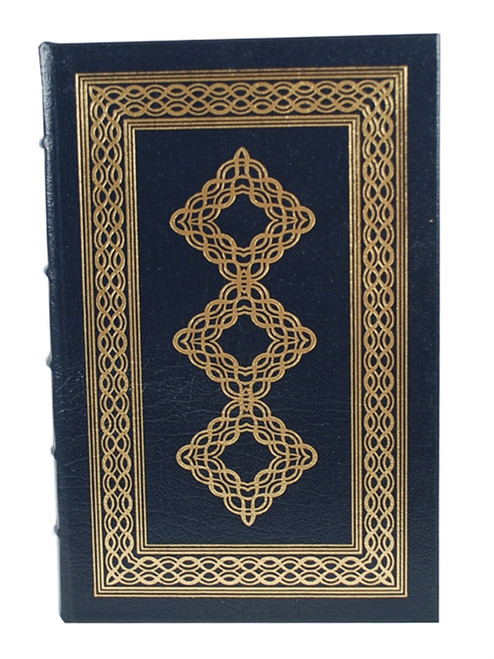 """Easton Press """"Counting Up, Counting Down"""" Harry Turtledove, Signed First Edition, Leather Bound [Very Fine]"""