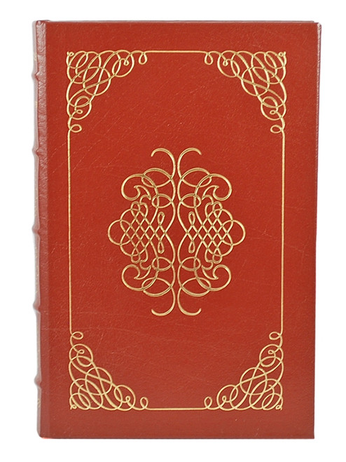 """Easton Press, Kate Caffrey """"The Mayflower"""" Leather Bound Collector's Edition"""