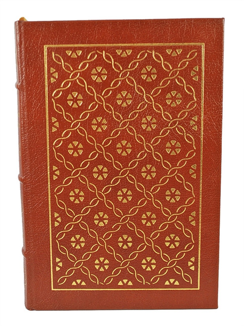 "Easton Press ""The American Leonardo"" by Carleton Mabee, Leather Bound Collector's Edition [Very Fine]"