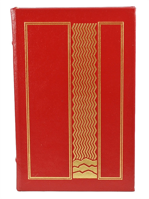 "Easton Press ""At The Mountains Of Madness"" H.P.Lovecraft, Leather Bound Limited Edition"