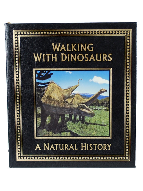 "Easton Press, Tim Haines ""Walking With Dinosaurs: A Natural History"" Leather Bound Collector's Edition"