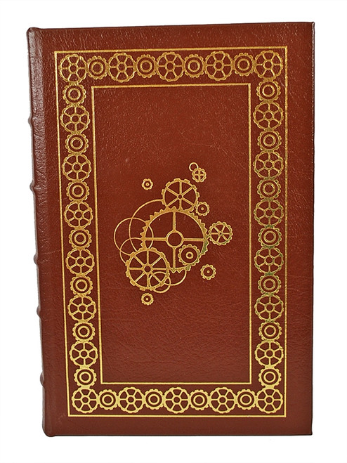 "Easton Press, Anthony Burgess  ""A Clockwork Orange"" Leather Bound Collector's Edition [Very Fine]"