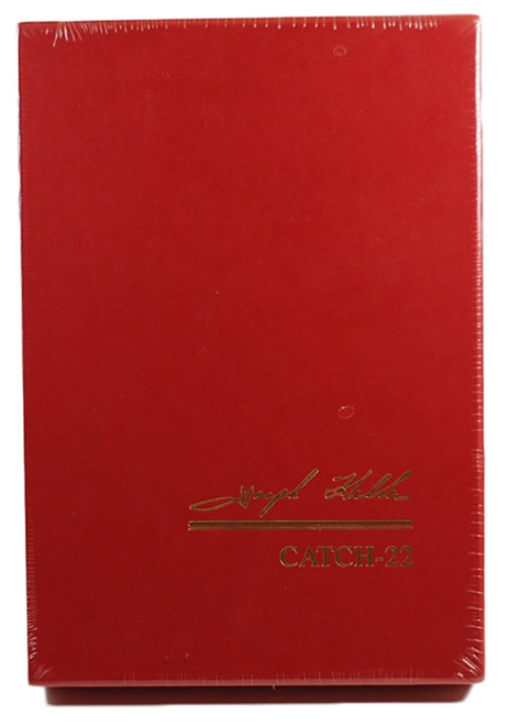 "Joseph Heller ""Catch-22"" Signed Limited Collector's Edition of only 750 Slipcased [Sealed]"
