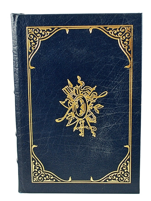 Easton Press, Brian Crozier De Gaulle Leather Bound Collector's Edition