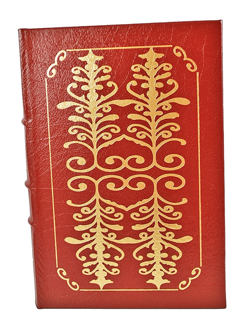 "Helen Keller ""The Story Of My Life"" Leather Bound Collector's Edition [Very Fine]"