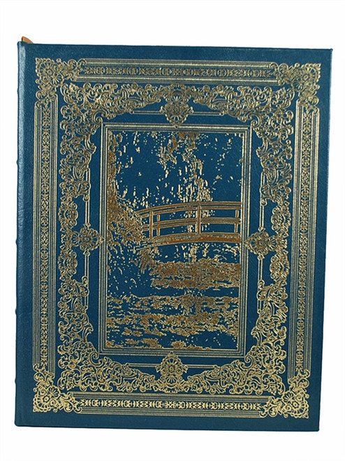 "Easton Press/Harry N Abrams Publishers ""Monet"" Robert Gordon, Andrew Forge, Limited Collector's Edition [Very Fine]"