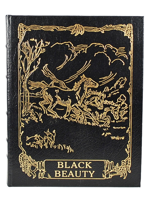 "Anna Sewell ""Black Beauty"" Leather Bound Collector's Edition"