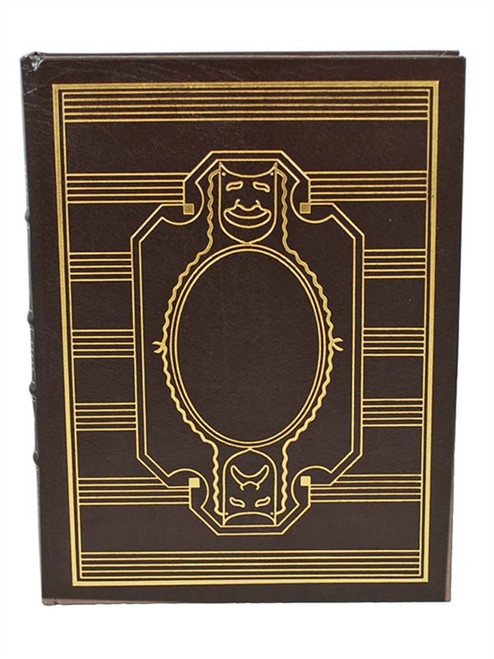 "Easton Press ""The Threepenny Opera"" Bertolt Brecht, Leather Bound Collector's Edition [Very Fine]"