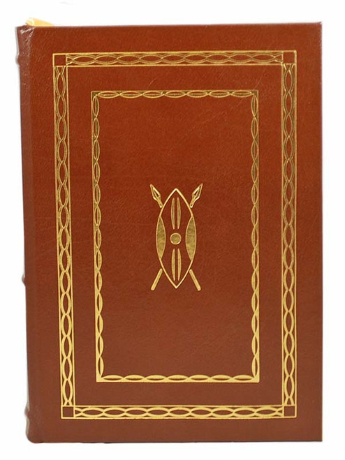 "Easton Press, Theodore Roosevelt ""African Game Trails"", Leather Bound Collector's Edition [Very Fine]"