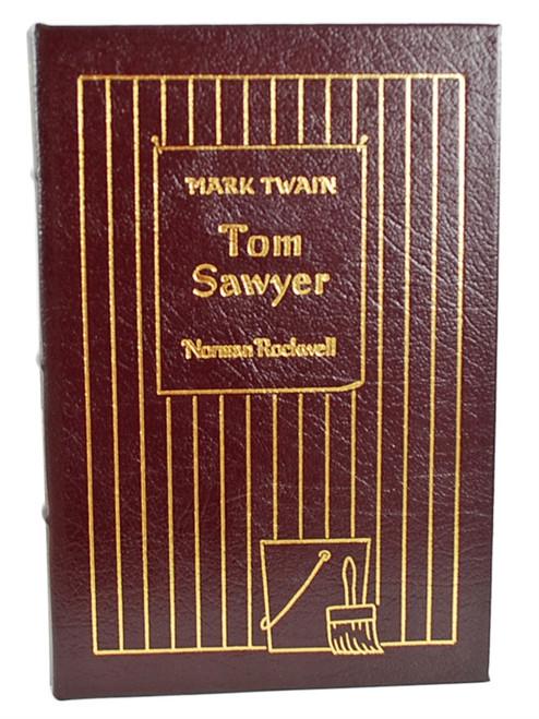 "Easton Press ""Adventures of Tom Sawyer"" Mark Twain"