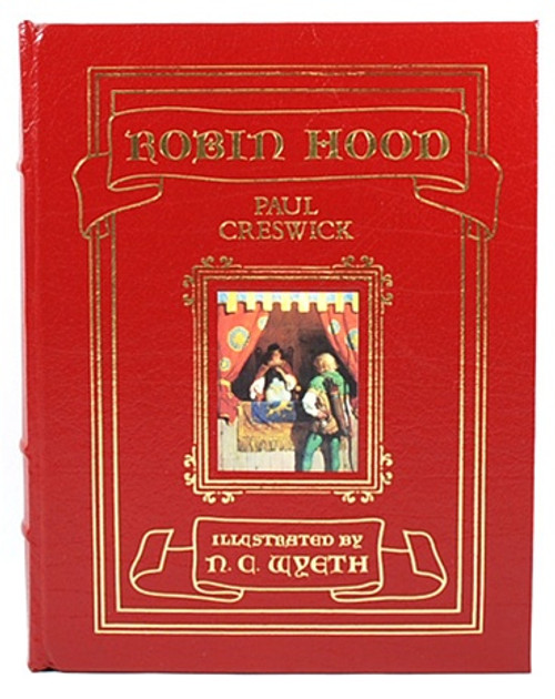 Robin Hood Easton Press Leather Bound